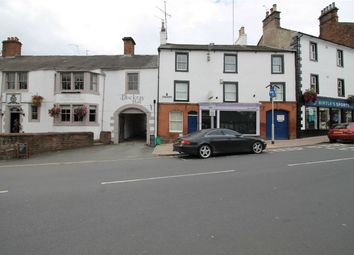 Thumbnail 2 bed flat to rent in 14 Cornmarket, Penrith, Cumbria