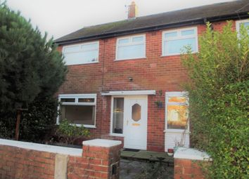 Thumbnail 2 bed terraced house to rent in Lyndhurst Drive, Preston, Lancashire