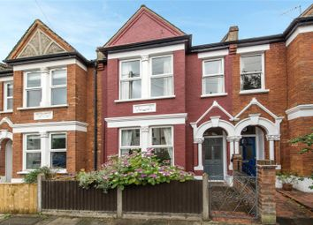 Thumbnail 2 bed terraced house for sale in Strathville Road, Southfields, London