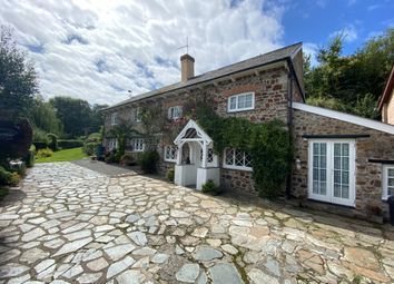 Higher Wharf, Bude EX23. 4 bed detached house for sale