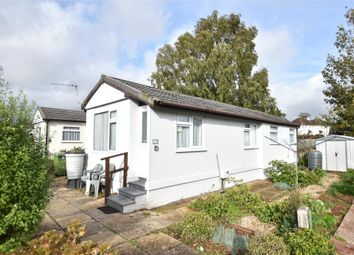 Thumbnail 1 bed bungalow for sale in Shadynook Park, Crossley Moor Road, Kingsteignton, Newton Abbot