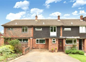 Thumbnail 3 bed terraced house for sale in Rockbourne Road, Winchester, Hampshire
