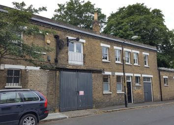 Thumbnail Warehouse to let in Harmsworth Street, London