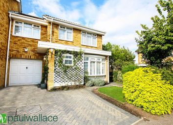 Thumbnail 4 bed end terrace house for sale in Smarts Green, Cheshunt, Waltham Cross