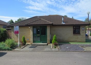 Thumbnail 2 bed detached bungalow for sale in Portchester Court, Great Holm, Milton Keynes