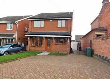 Thumbnail 4 bed detached house to rent in Old Hednesford Road, Cannock