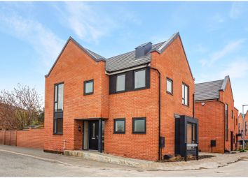 Thumbnail 3 bed detached house for sale in 12 Canberra Lane, Cottam, Preston