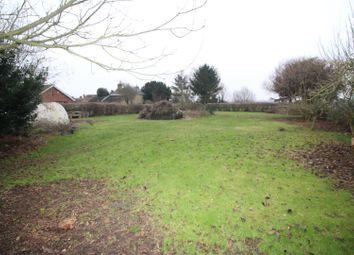 Thumbnail Land for sale in Fieldside, Coates, Peterborough