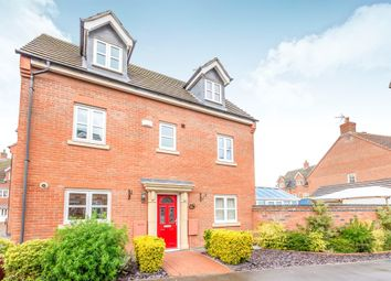 Thumbnail 5 bed detached house for sale in Livingstone Drive, Spalding