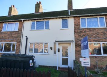 Thumbnail 3 bed terraced house for sale in Marsh Way, North Cotes, Grimsby