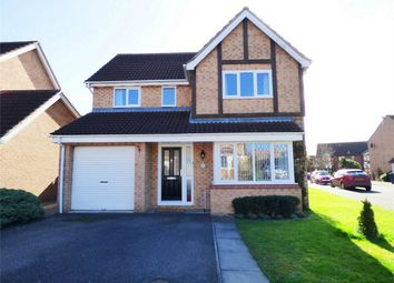 Thumbnail 4 bedroom detached house for sale in Tamar Close, St. Ives, Huntingdon