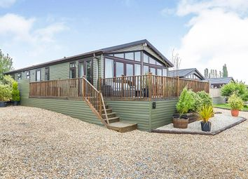 Thumbnail 3 bed mobile/park home for sale in Spring Cottage Road, Overseal, Swadlincote, Derbyshire