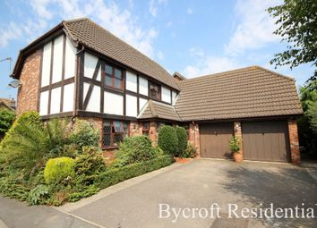 Thumbnail 4 bed detached house for sale in Faeroes Drive, Caister-On-Sea, Great Yarmouth