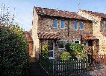 Thumbnail 2 bed end terrace house for sale in Heron Walk, Ashford