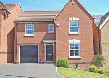 Thumbnail 4 bed detached house for sale in Ellington Road, Arnold, Nottingham