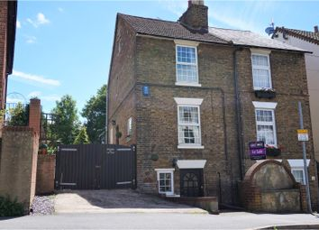 Thumbnail 3 bed semi-detached house for sale in Boxley Road, Maidstone