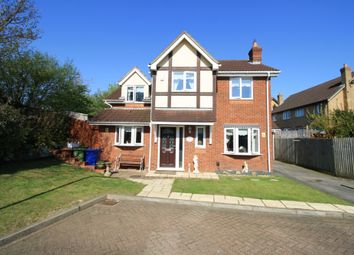 Thumbnail 4 bedroom detached house for sale in Grifon Road, Chafford Hundred, Grays