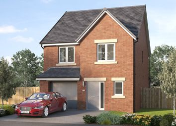 """Thumbnail 4 bed detached house for sale in """"The Narsbrook"""" at Low Gill View, Marton-In-Cleveland, Middlesbrough"""