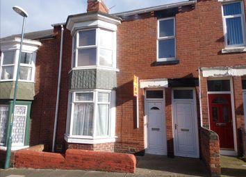 Thumbnail 2 bedroom flat to rent in Pembroke Terrace, South Shields