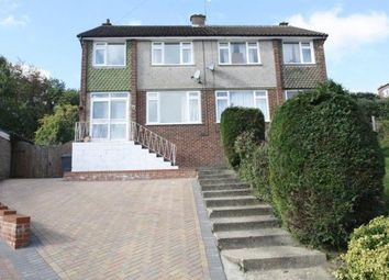 Thumbnail 3 bed semi-detached house to rent in Telford Way, High Wycombe