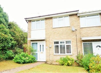 Thumbnail 3 bed end terrace house for sale in Broadway, Gillingham