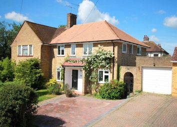 Thumbnail 4 bed semi-detached house for sale in Pixies Hill Crescent, Hemel Hempstead