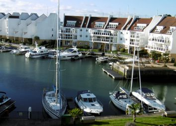 Thumbnail 3 bedroom flat to rent in Moriconium Quay, Lake Avenue, Poole
