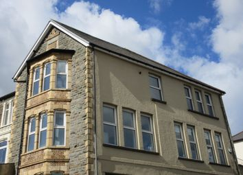 Thumbnail 3 bed end terrace house to rent in Cardiff Road, Bargoed