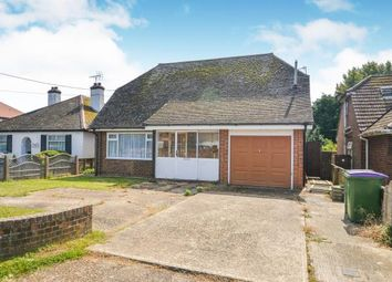 Thumbnail 3 bed detached house for sale in Church Road, New Romney, Kent, .