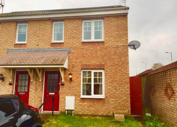 Thumbnail 2 bed property to rent in Long Meadow, North Cornelly, Bridgend