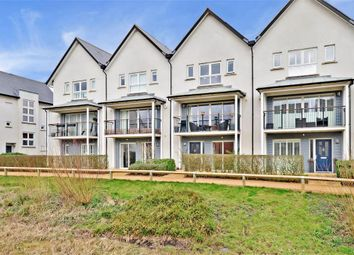Thumbnail 4 bed town house for sale in Daws Place, Redhill, Surrey
