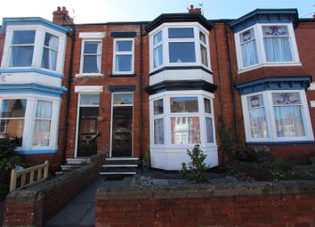 Thumbnail 3 bed terraced house for sale in Orchard Road, Darlington