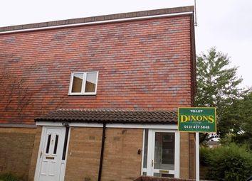 Thumbnail 1 bedroom maisonette to rent in Pembridge Close, Quinton, Birmingham