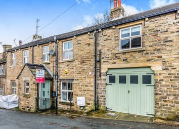 Thumbnail 4 bedroom end terrace house for sale in Fairfields Road, Holmbridge, Holmfirth