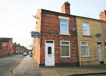 Thumbnail 3 bedroom end terrace house to rent in Ludford Street, Crewe