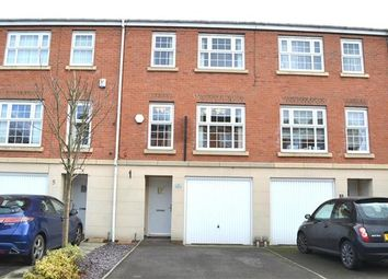Thumbnail 3 bed town house for sale in Runfield Close, Leigh