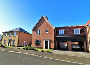 Thumbnail 3 bed link-detached house for sale in Robinson Road, Brightlingsea, Colchester, Essex