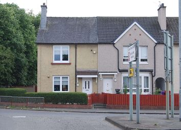 Thumbnail 2 bed terraced house for sale in Shieldhall Road, Glasgow