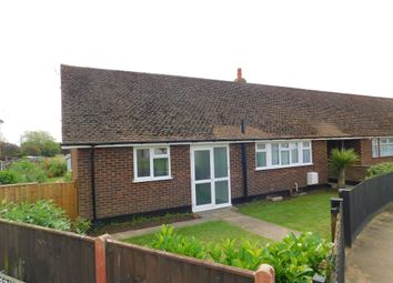 Thumbnail 2 bed semi-detached bungalow for sale in Selvale Way, Felixstowe