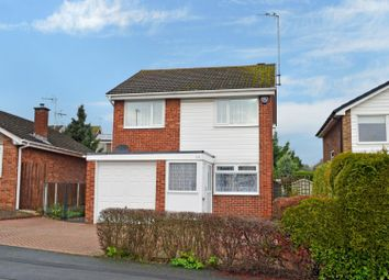 Thumbnail 4 bed detached house for sale in Elmete Avenue, Sherburn In Elmet, Leeds