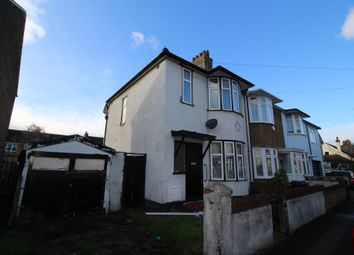 Thumbnail 3 bed semi-detached house for sale in Melville Road, Rainham