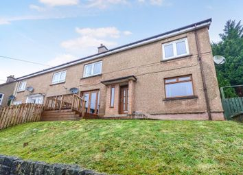 2 bed flat for sale in Graham Place, Kilsyth, Glasgow G65