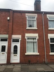 Thumbnail 3 bed terraced house to rent in Salisbury Street, Tunstall