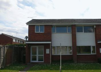 Thumbnail 3 bedroom semi-detached house to rent in John Mcguire Crescent, Binley, Coventry