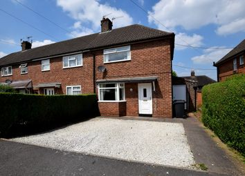 Thumbnail 2 bed town house for sale in Grasmere Avenue, Clayton, Newcastle-Under-Lyme