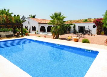Thumbnail 8 bed finca for sale in Jacarilla, Murcia, Spain