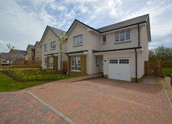 Thumbnail 4 bed detached house for sale in Hazel Walk, Irvine, North Ayrshire