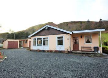 Thumbnail 4 bed bungalow for sale in Llanymawddwy, Machynlleth, Gwynedd