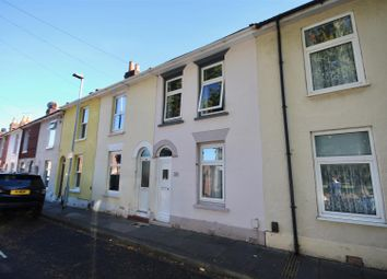 Thumbnail 2 bed terraced house for sale in Alver Road, Portsmouth