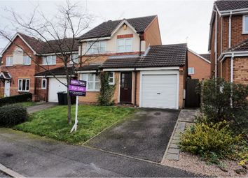 Thumbnail 3 bed detached house for sale in Bloomsbury Drive, Nuthall